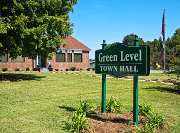 Town of Green Levelgreen level town
