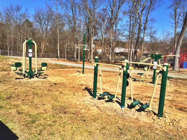 Green Level Municipal Park