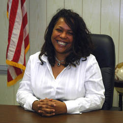 Ms. Remonia Enoch, Mayor